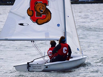 Photo courtesy of Cornell Sailing Facebook